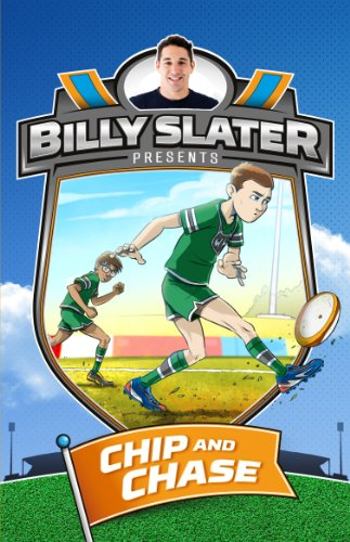 Billy Slater 4: Chip and Chase (English Edition) -