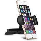 [18 mois Garantie] Mpow Support Voiture Universel CD Slot Rotation à 360°,Titulaire,Support auto téléphone pour iPhone 7 6 6s 6 Plus 5s SE, Huawei, GPS,Wiko,Radios, Lecteur MP3 et d'autres appareils