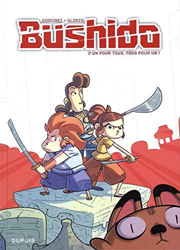 Bushido - tome 2 - Un pour tous, tous pour un ! par Thierry Gloris