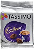 TASSIMO Cadbury Hot Chocolate Drink 8 discs, 8 servings...