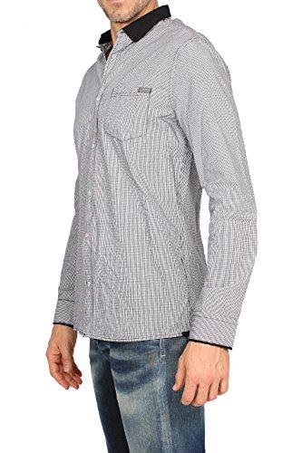 PEPE JEANS - Camicia di Cotone da Uomo CHAPLIN Grigio