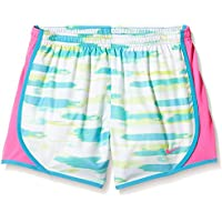 Nike Tempo AOP Short Tenis de niñas, Unisex, Tempo AOP Short Girls, azul