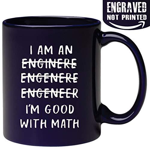 Sarcasm Engineer Gifts Kaffeetasse mit Gravur
