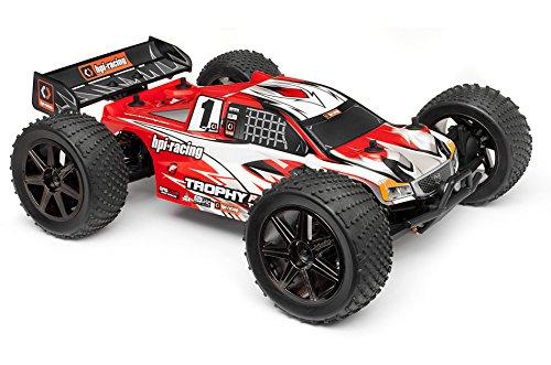 Elektro Truggy Trophy HPI RACING 1:8 RtR H101707-Modèles réduits de voiture