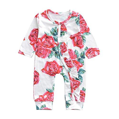 4832e015f8cb DAY8 Vêtements Bébé Fille Hiver Ensemble Bébé Fille Naissance Pyjama Bébé  Fille 0-24 Mois