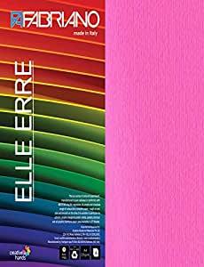 Fabriano Elle Erre A4 Fucsia (Pack of 2)