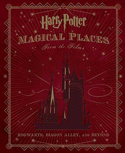 Harry Potter: Magical Places from the Films par Jody Revenson
