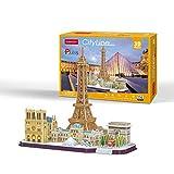 Cubic Fun–3d Puzzle der Stadt Paris Online (771mc254)