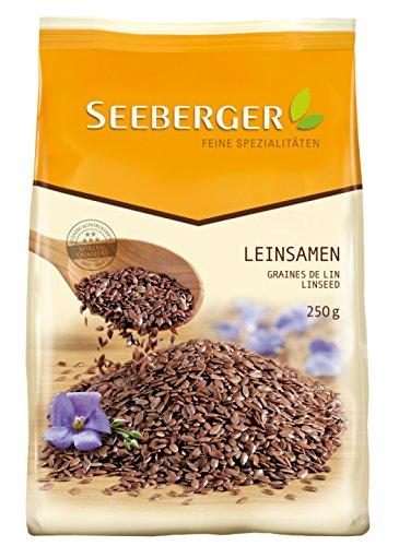 Seeberger Leinsamen, 250 g