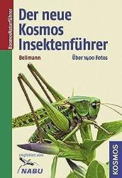 Der neue Kosmos-Insektenführer (Kosmos-Naturführer)