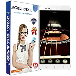 Cellbell ™ Lenovo Vibe K5 Note 9H Premium Tempered glass screen protector with FREE Installation Kit