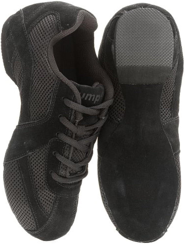 RUMPF Sparrow Sneaker Sportschuhe Ballet  Tanzschuhe Dance schwarz Gr. 40