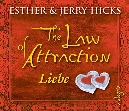 The Law of Attraction, Liebe: 3 CDs