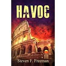 Havoc (The Blackwell Files Book 4) (English Edition)