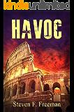 Havoc (The Blackwell Files Book 4) (English Edition)