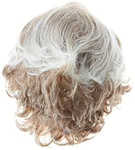 Forever Young Short Blonde Mix Number 88T27 Ladies Lifting Fashion Wig with Rolling Curls