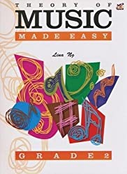 The Theory Of Music Made Easy Grade 2