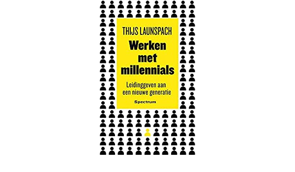 Image result for leidinggeven aan millennials boek