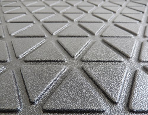 ZenitmeX Z716324 Kofferraumwanne fahrzeugspezifisch schwarz DIAMANTEN-DESIGN