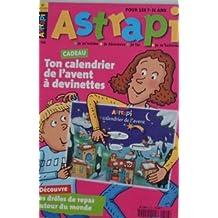 ASTRAPI - TON CALENDRIER DE L'AVENT A DEVINETTES - 518