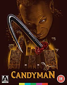 Candyman Bluray 1992 Region B [Blu-ray]