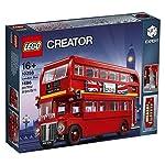 Lego Creator-Ristorante Parigino Creator Lego 10243, Colore Multi Colored  LEGO
