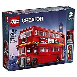LEGO Creator 10258Autobus londinese Giocattolo  LEGO
