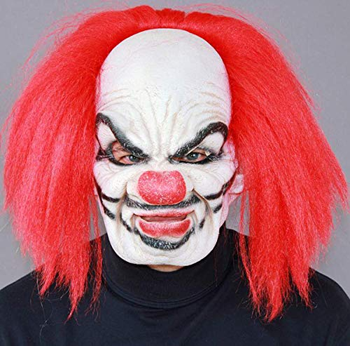 Mask Super Soft Clown ()