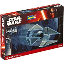 Star Wars - Interceptor Tie (Revell 3603)