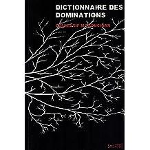 Dictionnaire des dominations