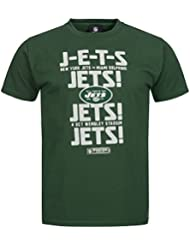 NEW YORK JETS NFL AMERICAN FOOTBALL T-shirt pour homme