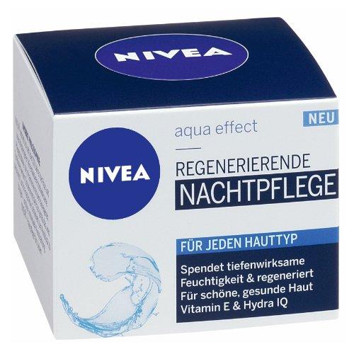 Nivea Visage 81203 Regenerierende Nachtcreme, 50ml