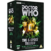 Doctor Who - The E-Space Trilogy Collection