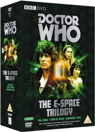 Doctor Who: E-Space Trilogy (3 Dvd) [Edizione: Regno Unito] [Edizione: Regno Unito]