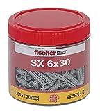 Fischer Spreizdübel SX 6x30 in DOSE
