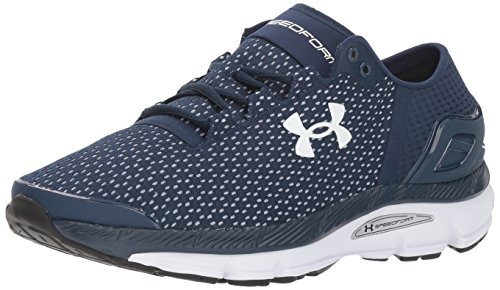 Under Armour Speedform Intake 2, Scarpe Running Uomo, Blu (Academy/White), 41 EU