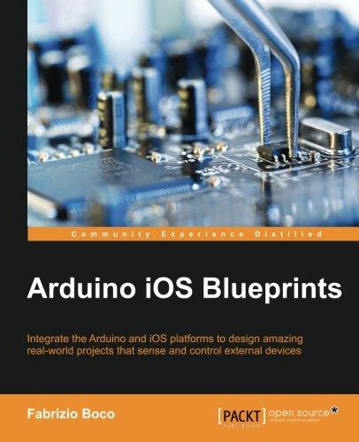 Arduino iOS Blueprints