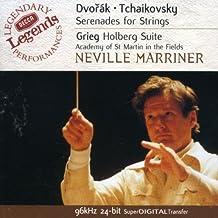 Dvorák/Tchaikovsky: Serenades For Strings