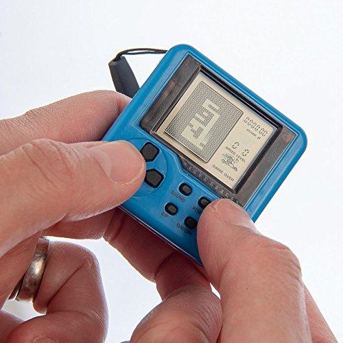 Unbekannt Funtime ET7550 Handheld-Spielekonsole, 26 in 1, tragbare Mini-Arcade-Maschine, Mehrfarbig, 4,3 cm Mini Handheld