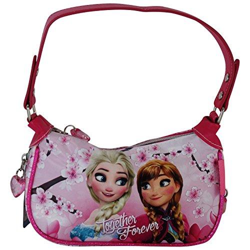 Disney Frozen Blossom Sac à Main à l'èpaule Baguette Fancy