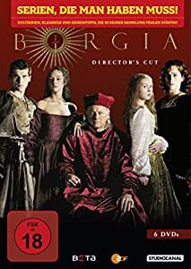 Borgia - 1. Staffel (Director's Cut, 6 Discs)