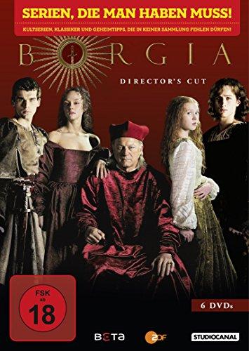 Staffel 1 (Director's Cut) (6 DVDs)
