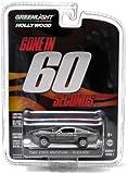 Ford Shelby Mustang GT500 Eleanor Nur Noch 60 Sekunden 1/64 Greenlight Modell Auto