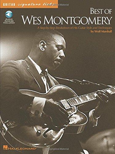 Best Of Wes Montgomery (Guitar Tab Book/Online Audio) (Signature Licks)