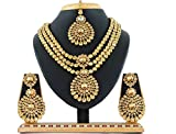 Vatsalya Creation Gold Alloy Jewel Set F...
