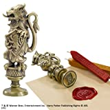 Noble Collection Gryffindor wax seal