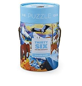 Crocodile Creek 4054-9 Puzzle Puzzle - Rompecabezas (Puzzle Rompecabezas, Fauna, Niños, Niño/niña, 5 año(s), Interior)