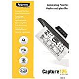 Fellowes Capture A4 125 Micron Laminating Pouch - Best Reviews Guide