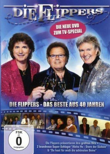 Die Flippers - Das beste aus 40 Jahren (Dvd-flipper)