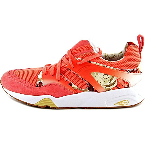 Puma BOG X Careaux X Toile Baskets Porcelain Rose-Rose-White